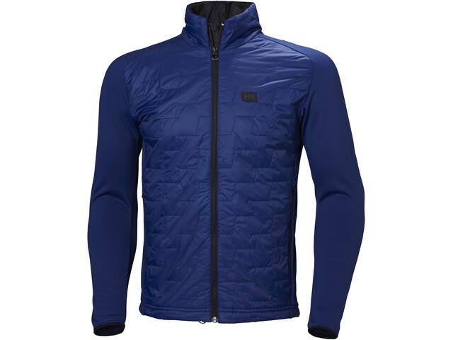 Helly Hansen Lifaloft Hybrid Insulator Jacket Herr catalina blue matte